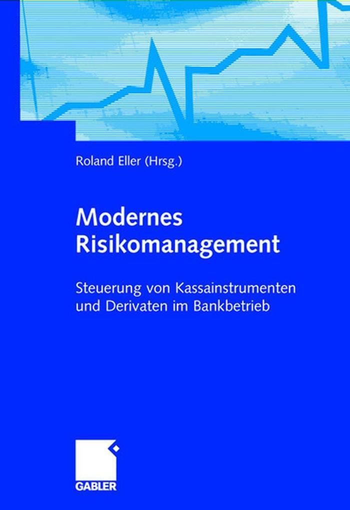 Modernes Risikomanagement als Buch
