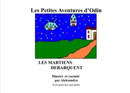 Les Martiens débarquent als Buch von Aleksandra Miarczynski - Books on Demand