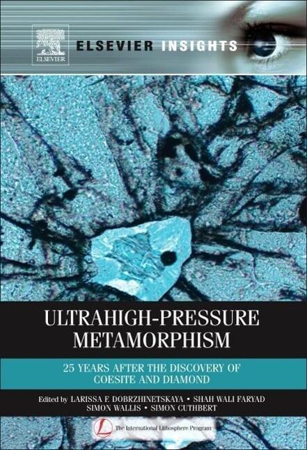Ultrahigh Pressure Metamorphism als Buch von