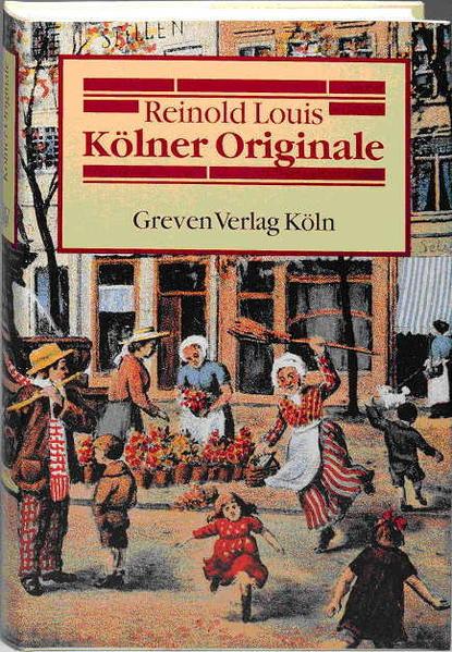 Kölner Originale als Buch