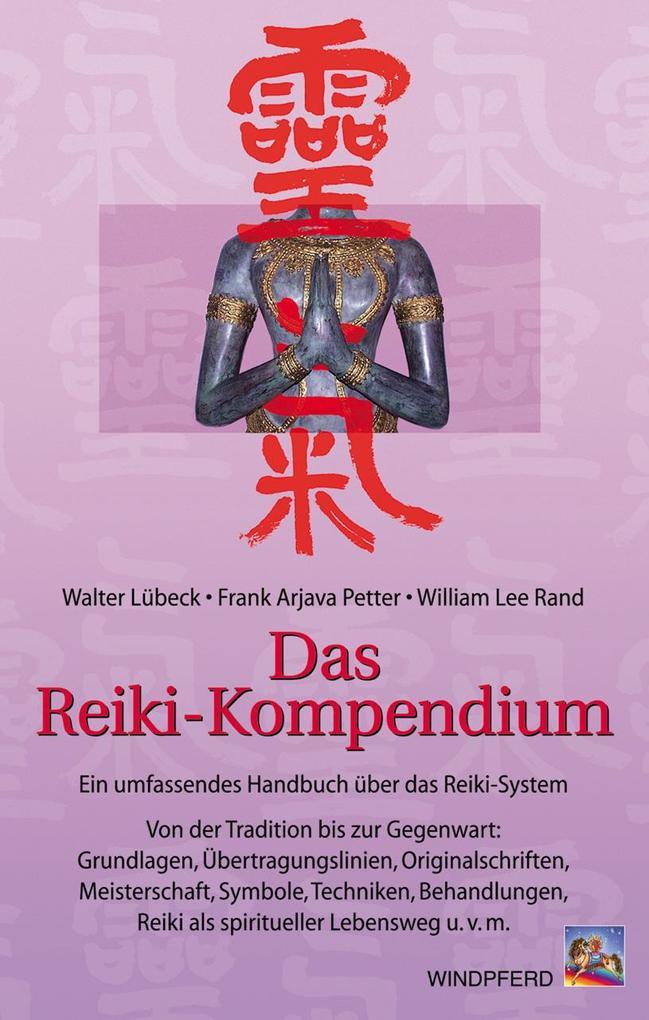 Das Reiki-Kompendium als Buch