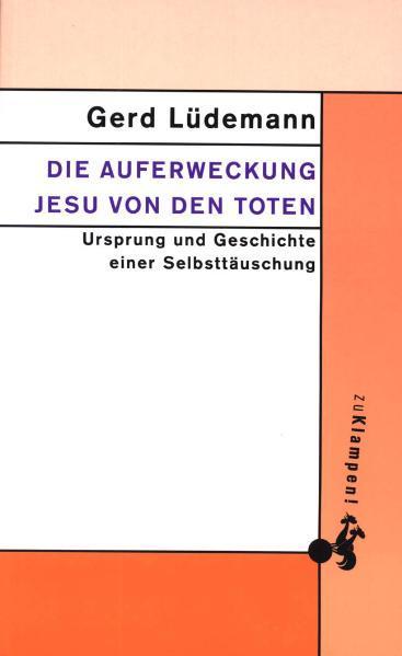Die Auferweckung Jesu von den Toten als Buch