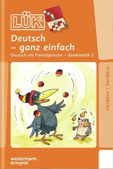 LÜK. Deutsch ganz einfach 4 als Buch