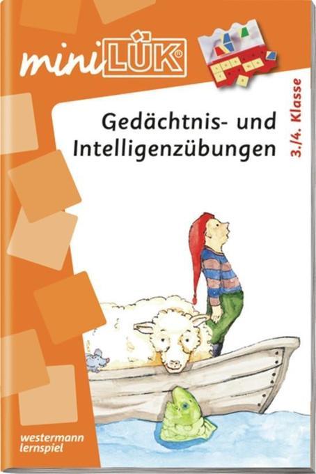 miniLÜK. Gedächtnis- und Intelligenzübungen 2 als Buch