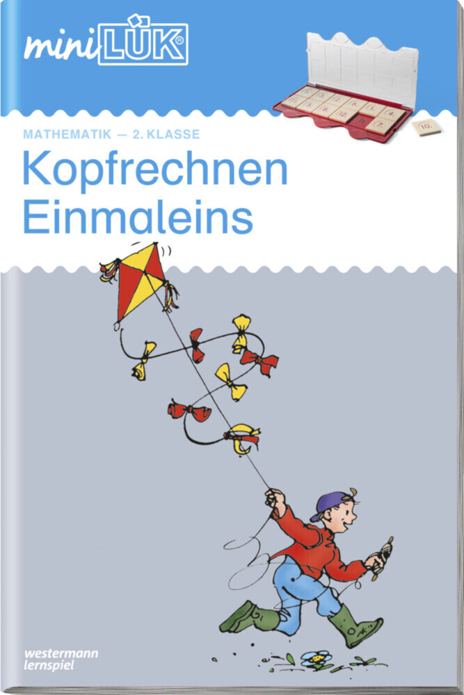 miniLÜK. Kopfrechnen 4 als Buch