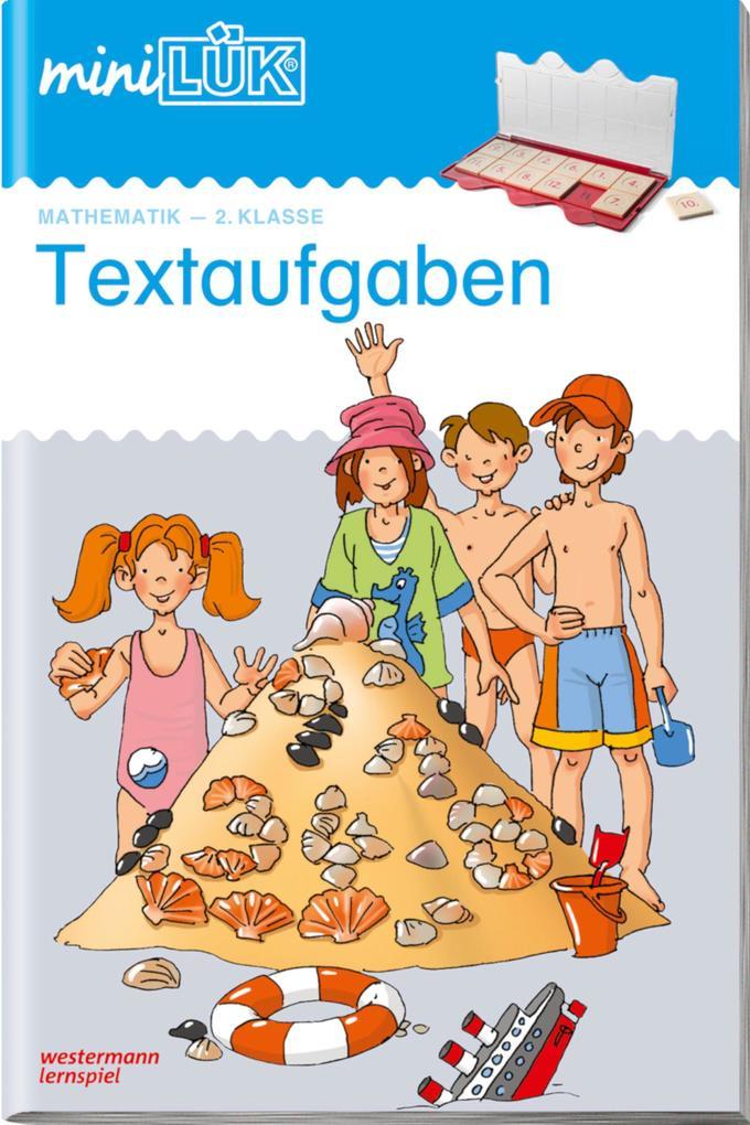 miniLÜK. Textaufgaben 2 als Buch