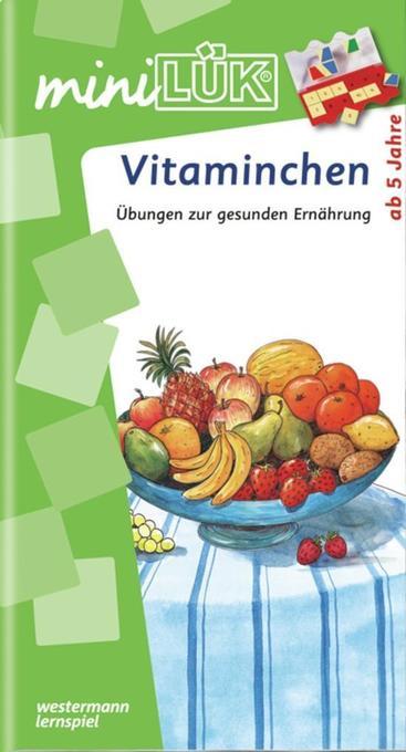 miniLÜK. Vitaminchen als Buch