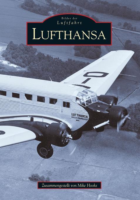 Lufthansa als Buch