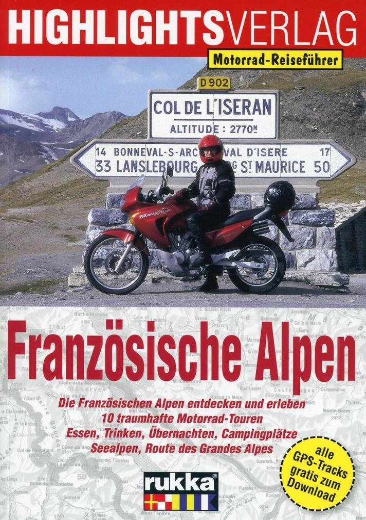 Lust auf Französische Alpen als Buch