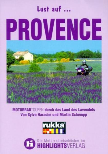 Lust auf Provence als Buch