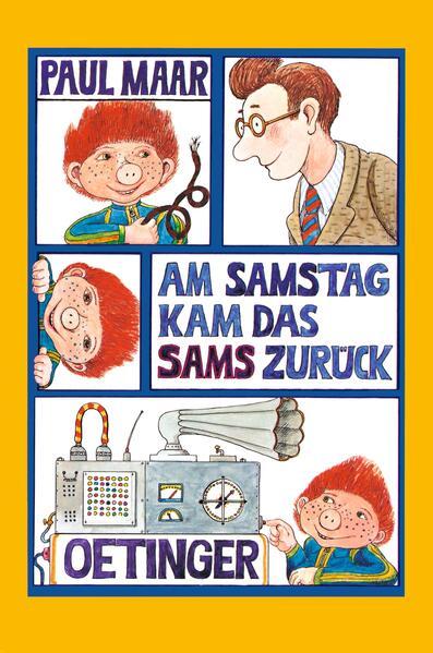 Am Samstag kam das Sams zurück als Buch
