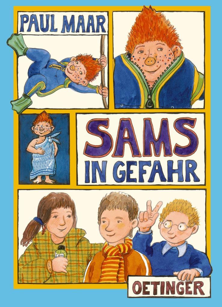 Sams in Gefahr als Buch