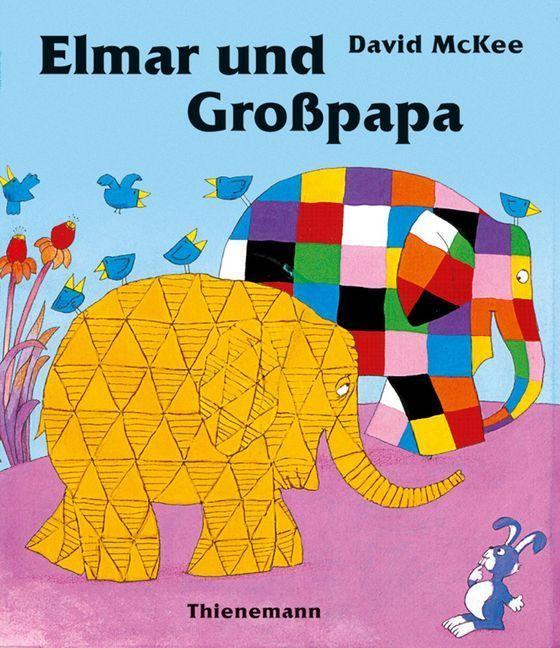 Elmar und Großpapa als Buch