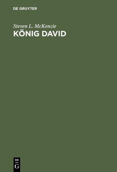 König David als Buch