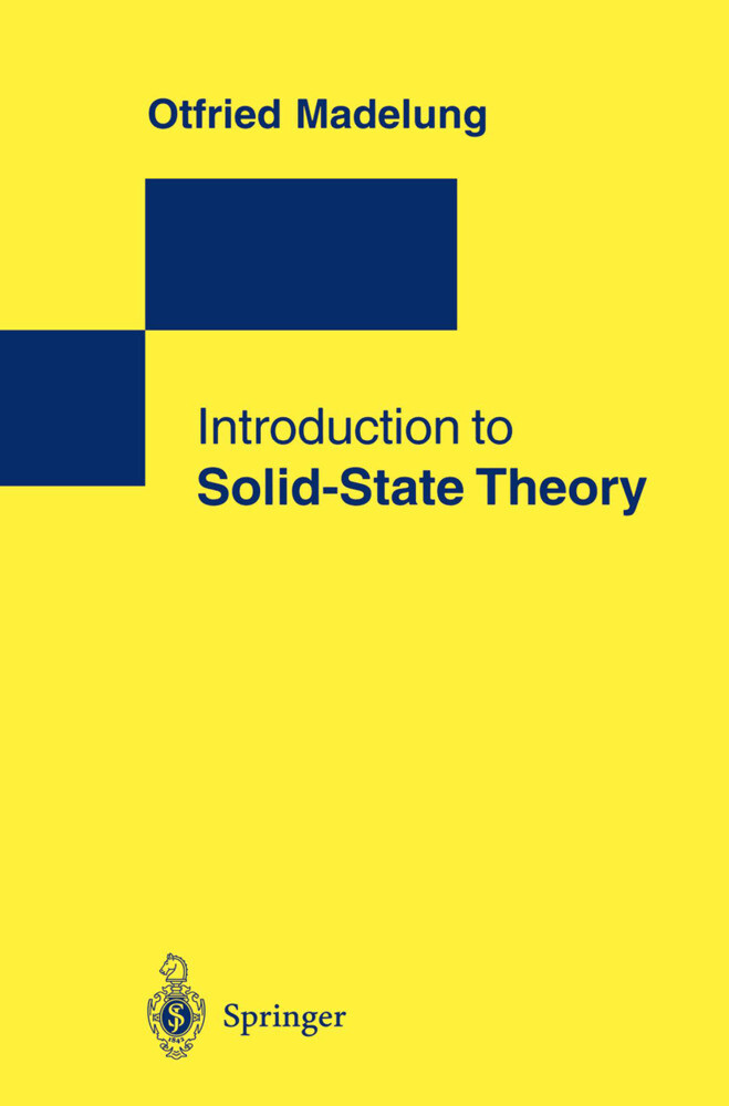 Introduction to Solid-State Theory als Buch