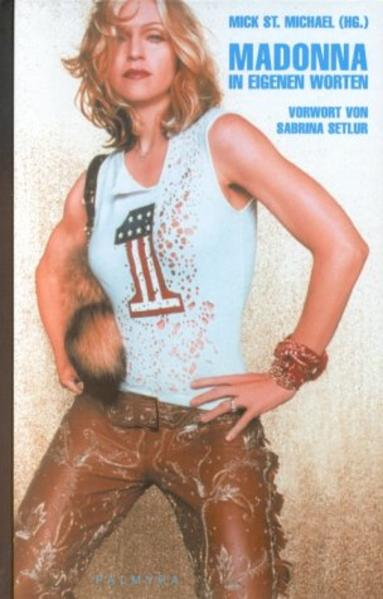 Madonna als Buch