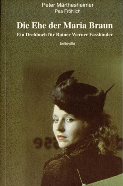 Die Ehe der Maria Braun als Buch