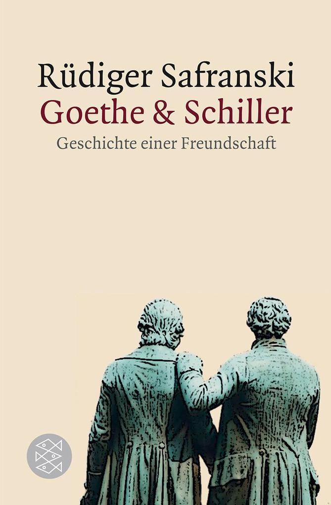Goethe und Schiller als Taschenbuch
