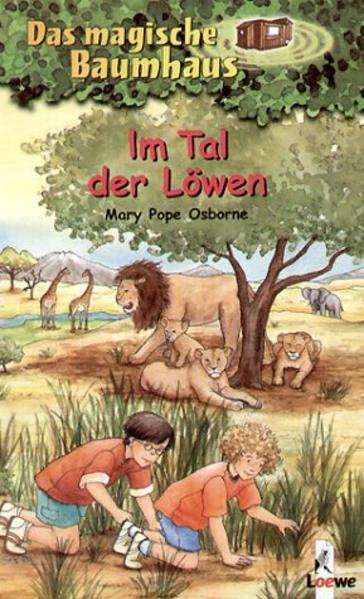 Das magische Baumhaus 11. Im Tal der Löwen als Buch
