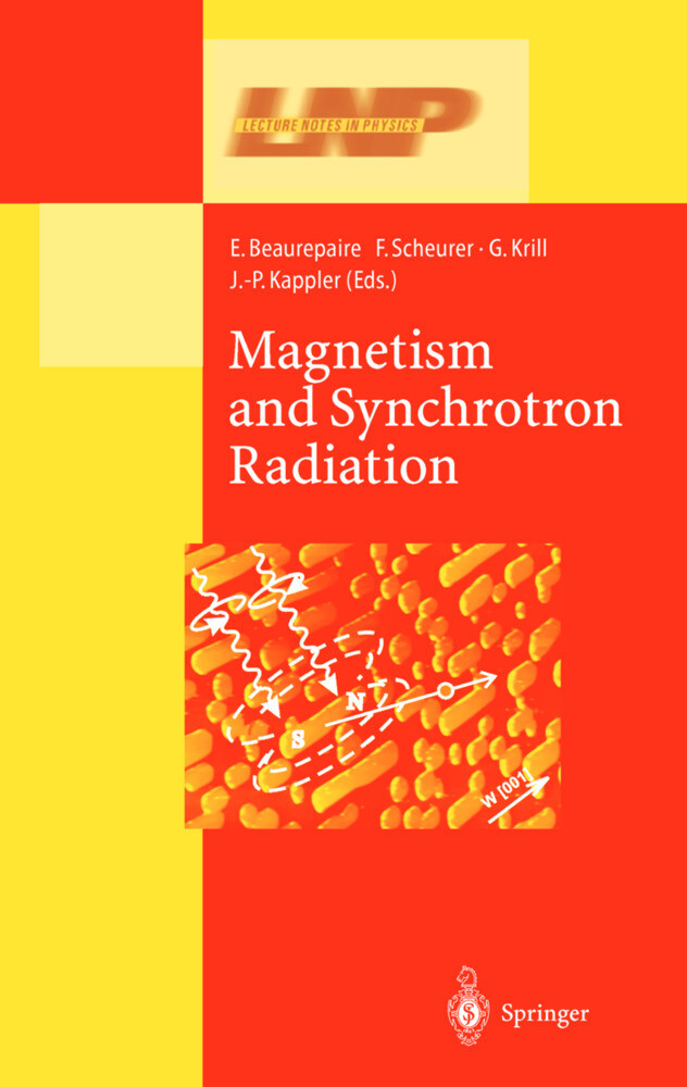 Magnetism and Synchrotron Radiation als Buch