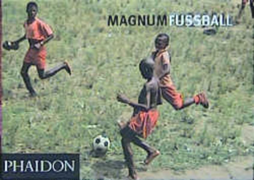 Magnum Fußball als Buch