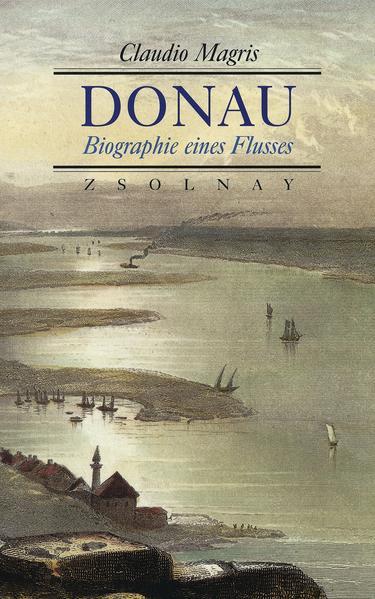 Donau als Buch