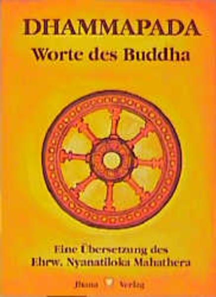 Dhammapada als Buch