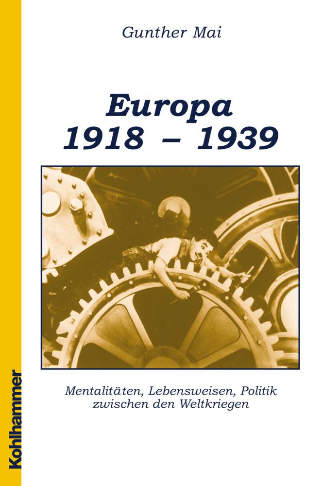 Europäische Geschichte 1918-1939 als Buch
