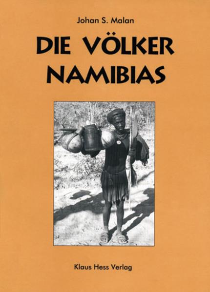 Die Völker Namibias als Buch