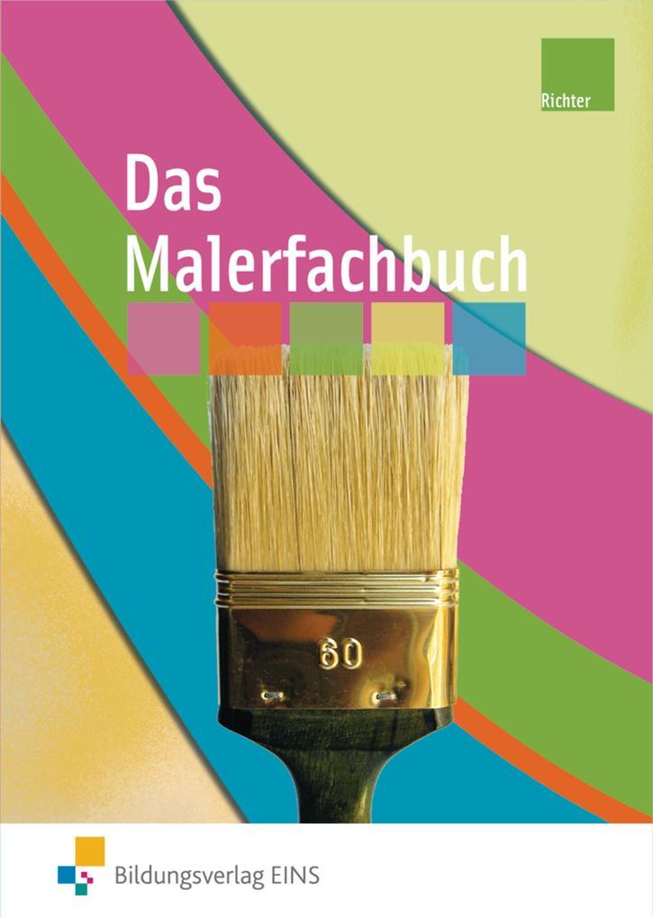 Das Malerfachbuch als Buch
