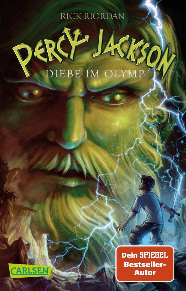 price reduced huge sale watch Percy Jackson 01. Diebe im Olymp (Taschenbuch), Rick Riordan