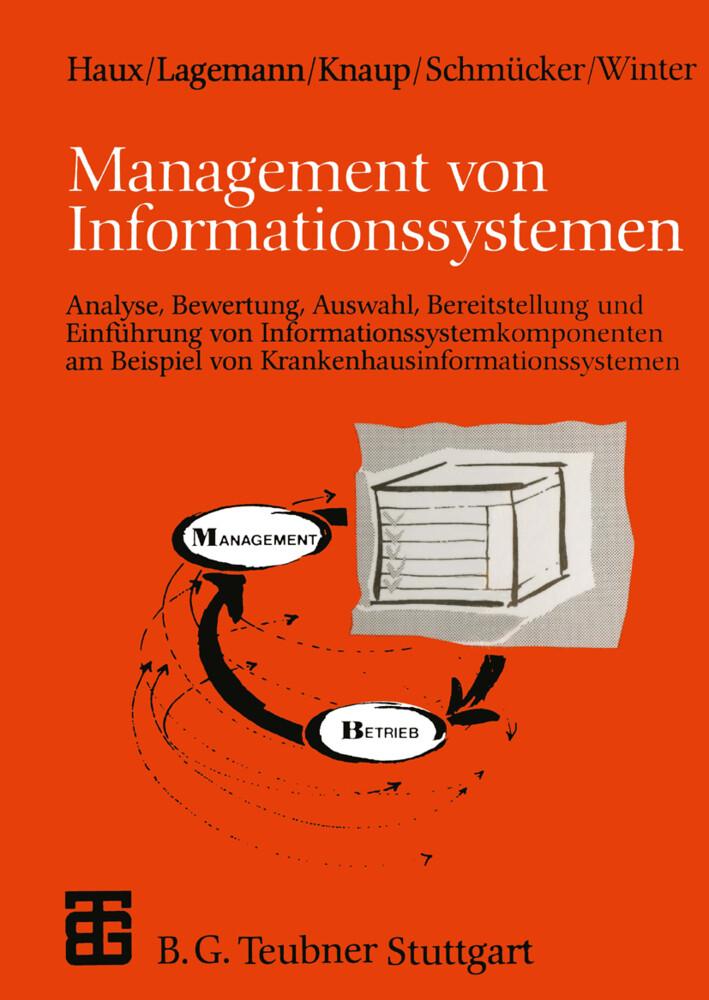 Management von Informationssystemen als Buch
