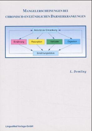 Mangelerscheinungen bei chronisch-entzündlichen Darmerkrankungen als Buch