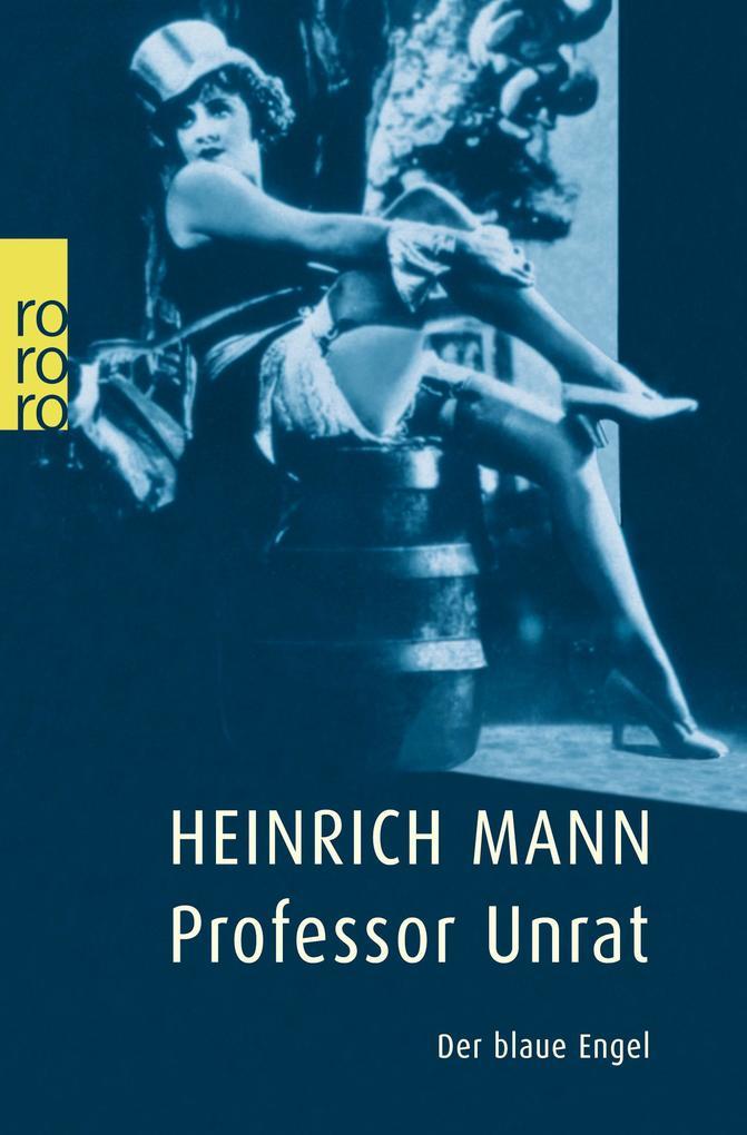 Professor Unrat als Taschenbuch