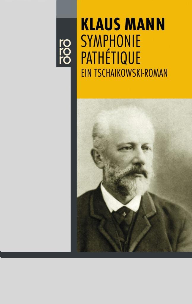 Symphonie Pathetique als Taschenbuch