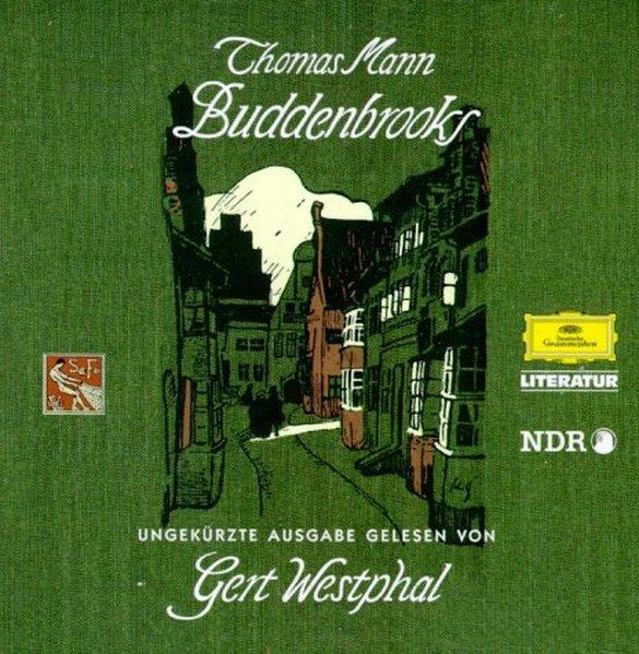 Buddenbrooks. 22 CDs als Hörbuch