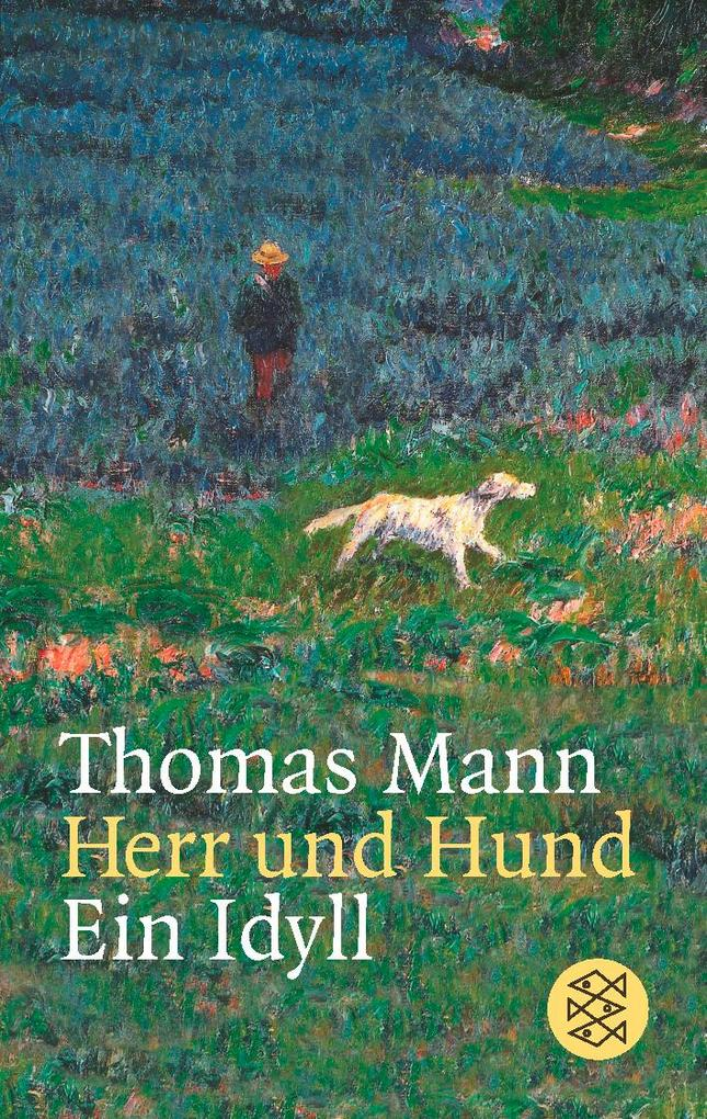 Herr und Hund als Taschenbuch