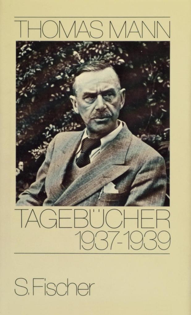 Tagebücher 1937 - 1939 als Buch