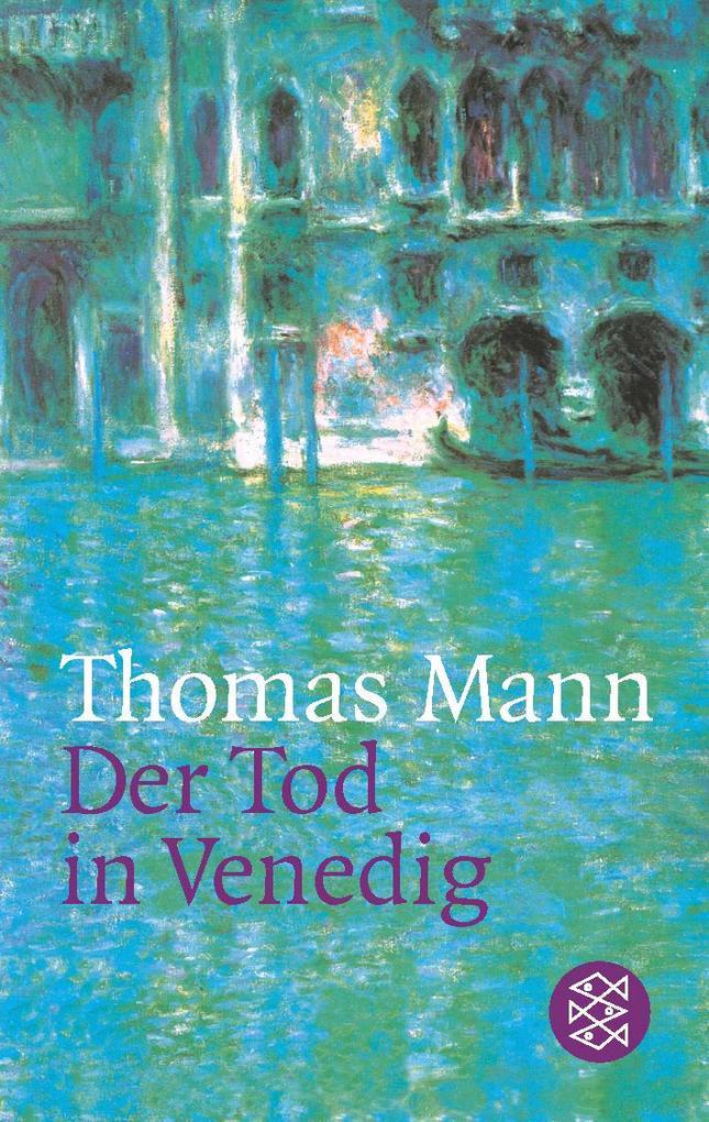 Der Tod in Venedig als Taschenbuch