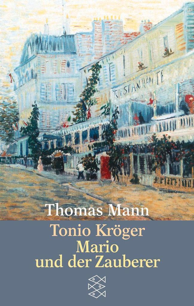 Tonio Kröger / Mario und der Zauberer als Taschenbuch
