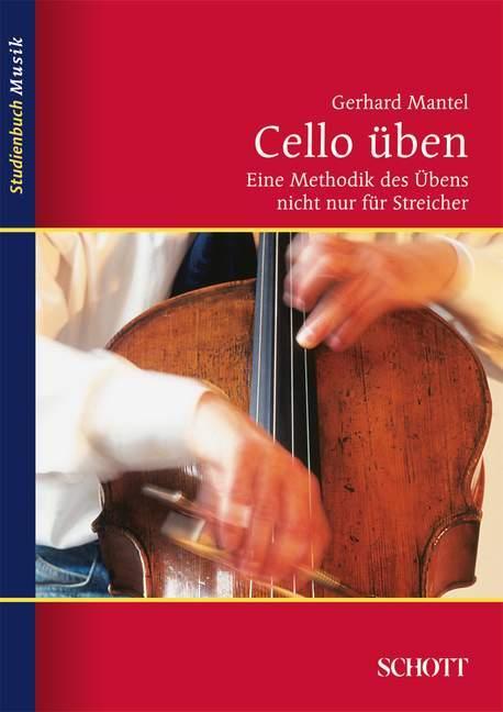 Cello üben als Buch