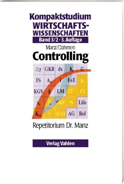 Controlling als Buch