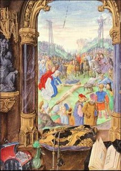 Das Stundenbuch der Maria von Burgund als Buch