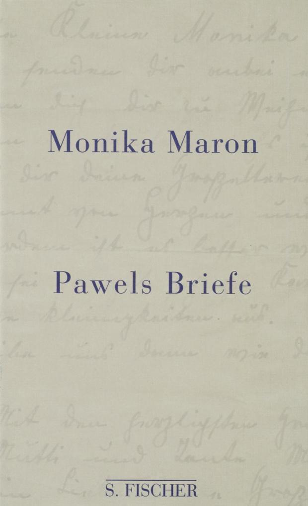 Pawels Briefe als Buch