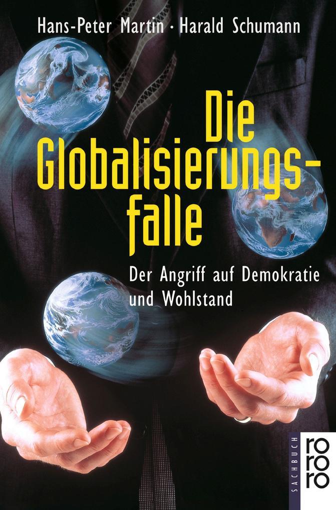 Die Globalisierungsfalle als Taschenbuch