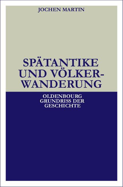 Spätantike und Völkerwanderung als Buch