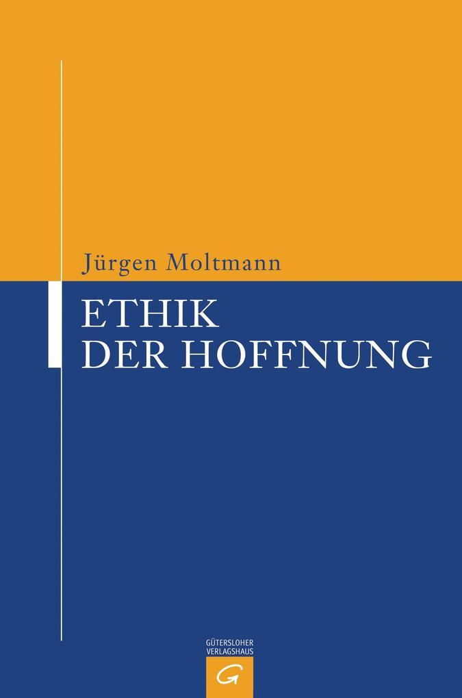 Ethik der Hoffnung als eBook
