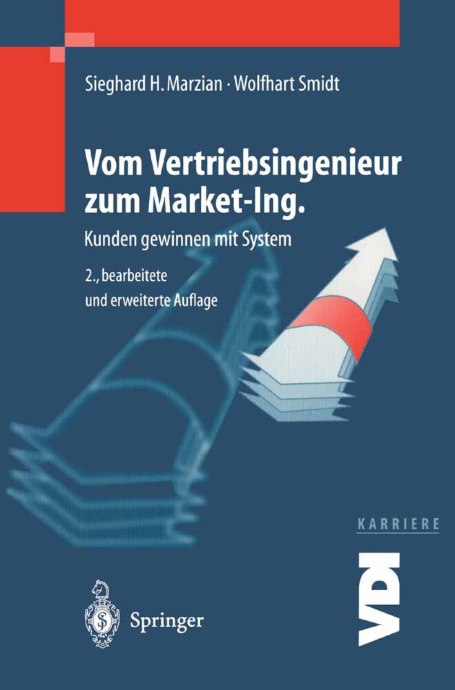 Vom Vertriebsingenieur zum Market-Ing. als Buch