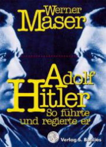 Adolf Hitler als Buch