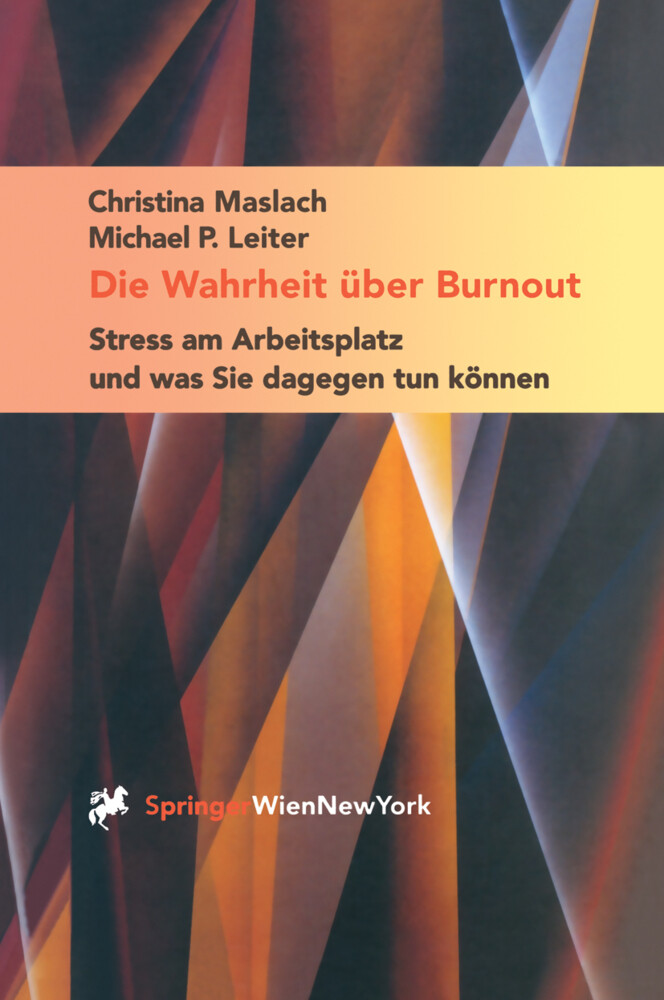 Die Wahrheit über Burnout als Buch